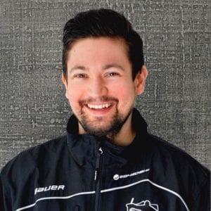 Torwarttrainer Anton Lukin