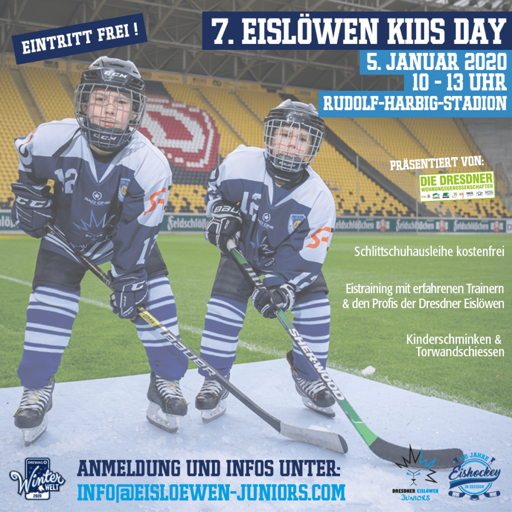 Eislöwen Kids Day