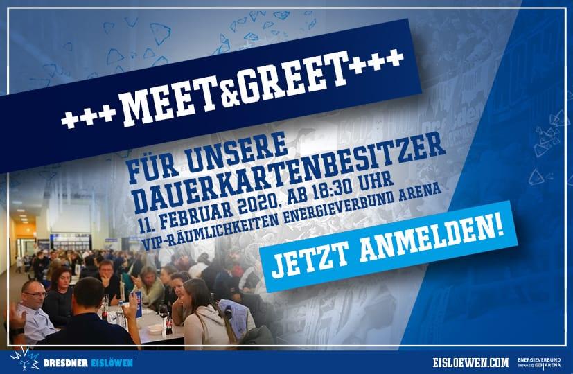 Meet And Greet Ablauf