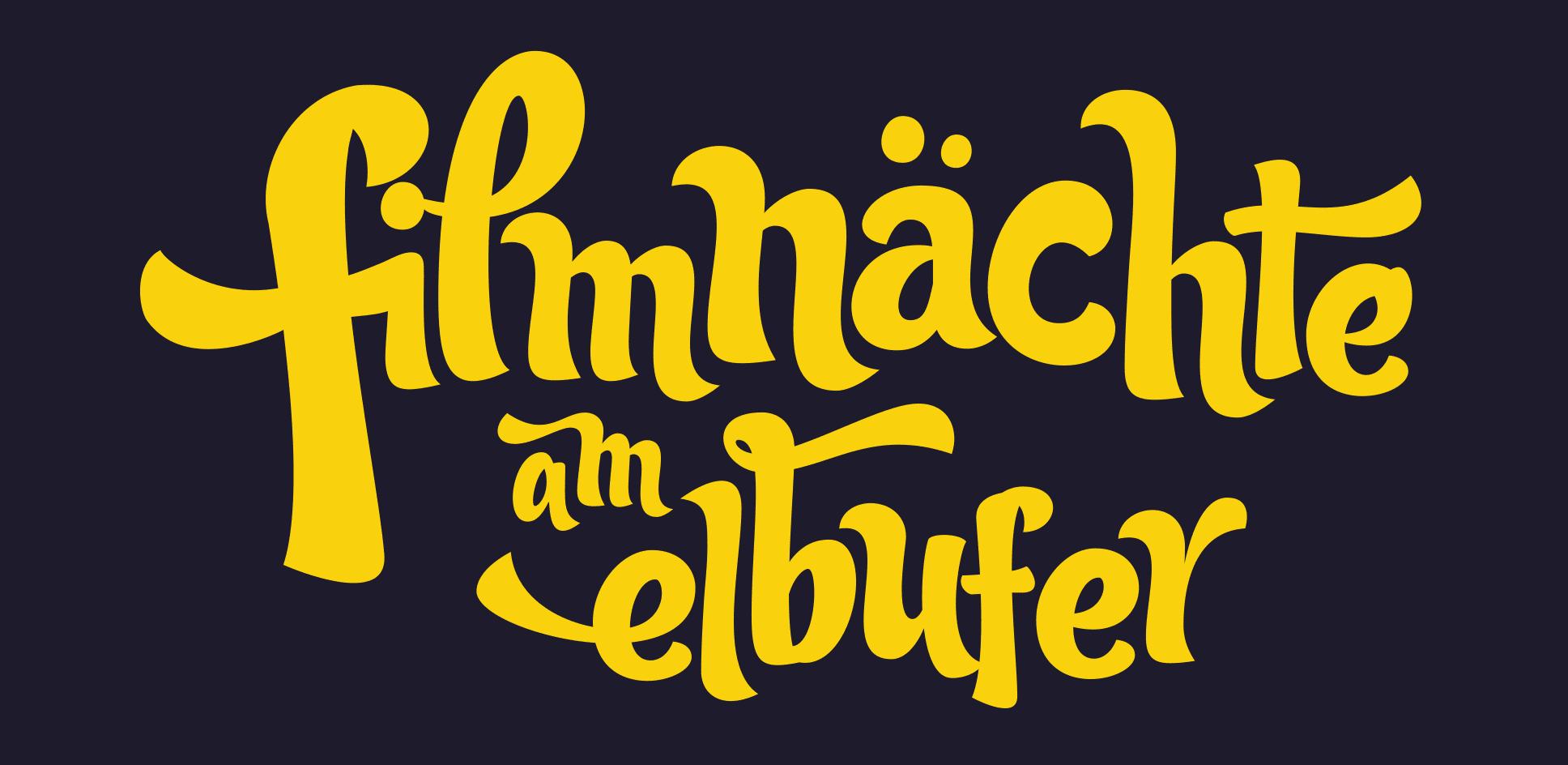 Filmnächte am Elbufer Logo